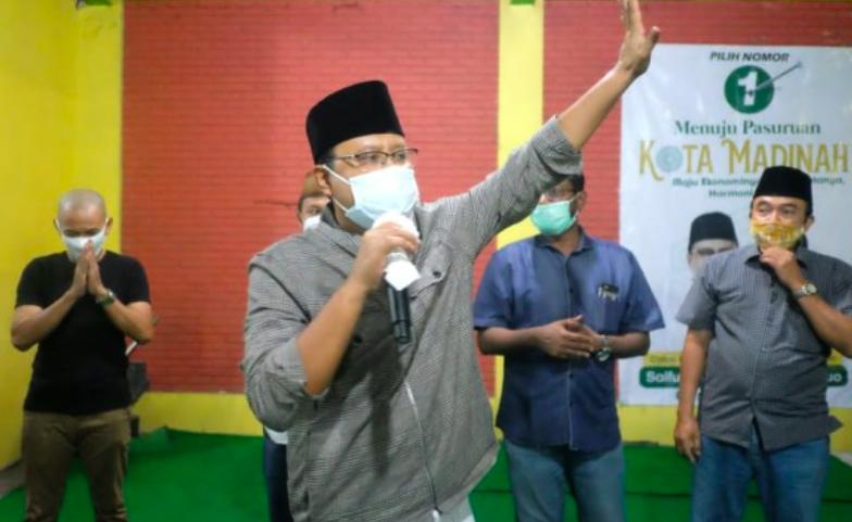 Pernah Kalah di Pilgub Jatim, Kini Gus Ipul Menang Telak di Pasuruan - JPNN.com