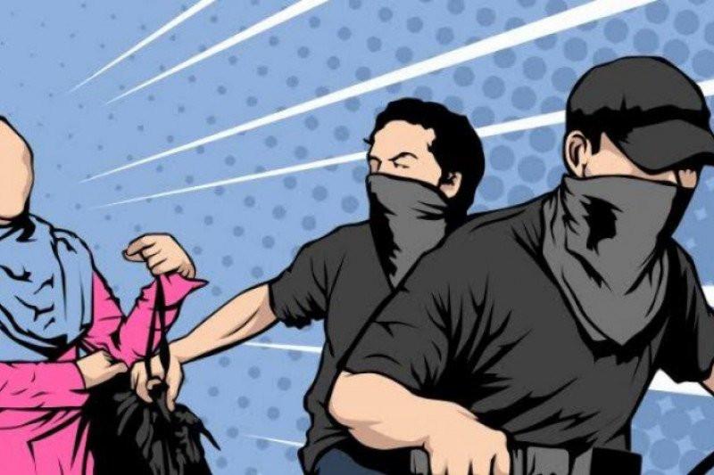 Mbak EL Dibuntuti Dua Pemuda, Saat di Jalan Sepi Langsung Dipepet, Terjadilah - JPNN.com