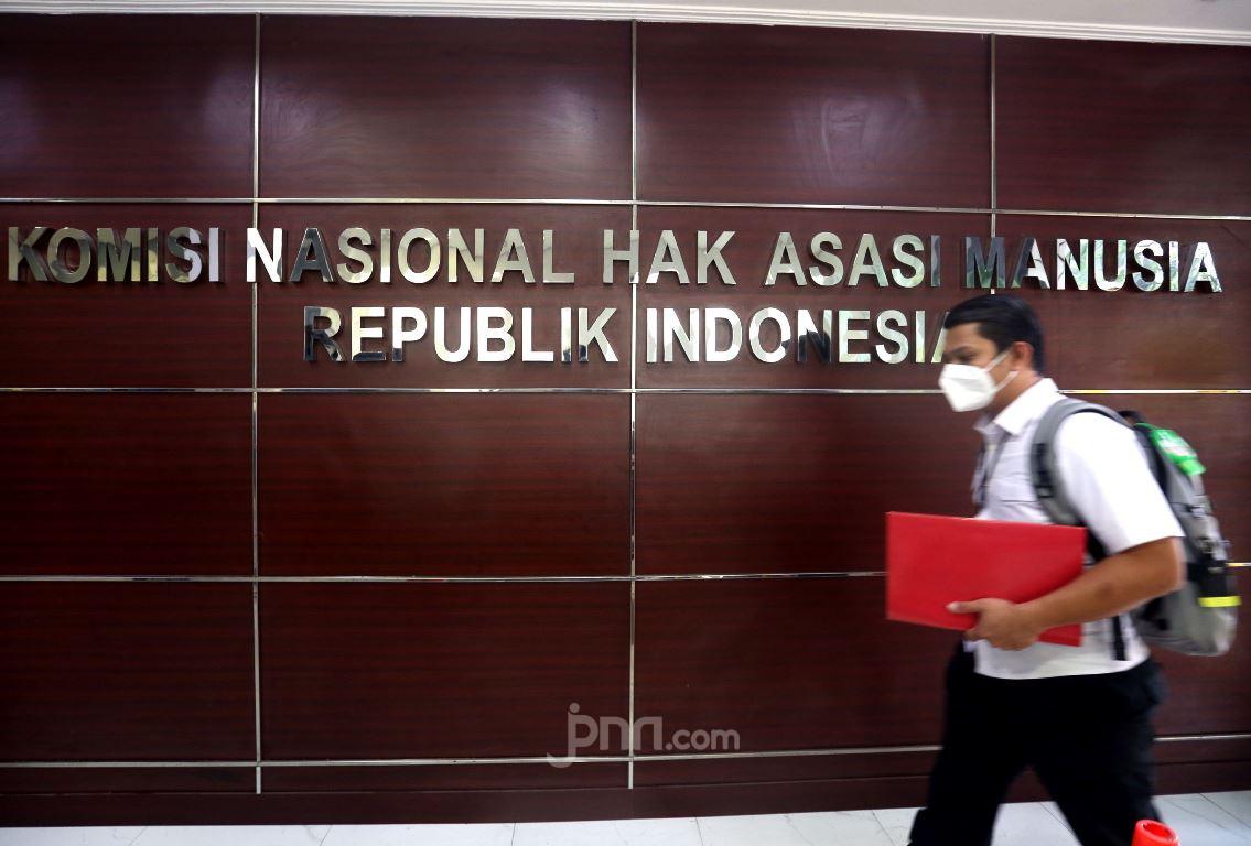 Perkembangan Terbaru dari Komnas HAM Kasus 6 Laskar FPI Tewas - JPNN.com