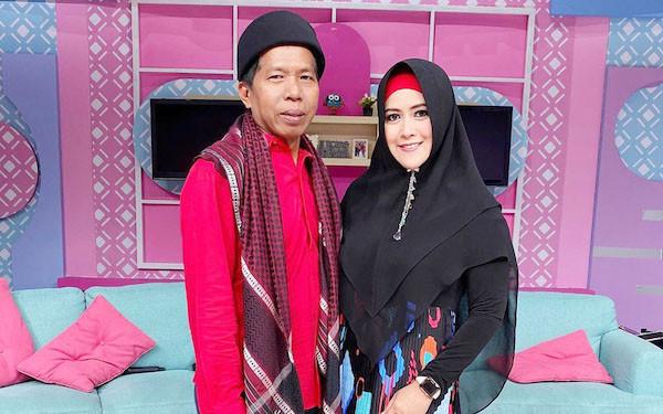 Kiwil Digugat Cerai Istri Pertama, Meggy Wulandari Beri Pesan Begini - JPNN.com
