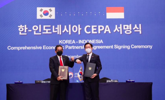 Indonesia–Korea Jalin Kerja sama CEPA, Mendag: Tonggak Baru Hubungan Ekonomi Bilateral - JPNN.com