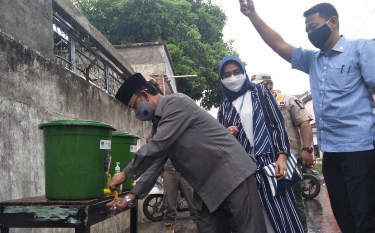 Mataram Aktifkan Kembali Pengawasan Prokes Covid-19 di 7 Pintu Masuk Kota - JPNN.com