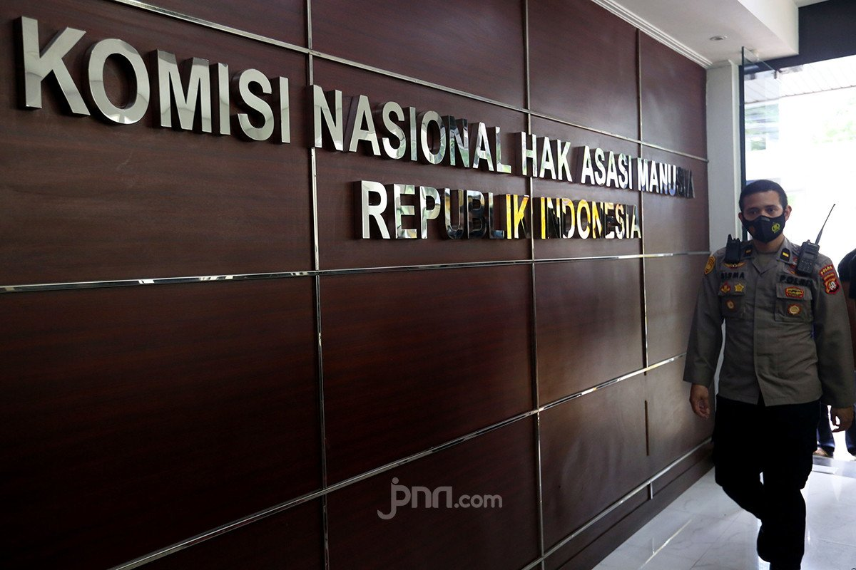 Komnas HAM Rekomendasikan Kasus Kematian Laskar FPI Dibawa ke Pengadilan - JPNN.com