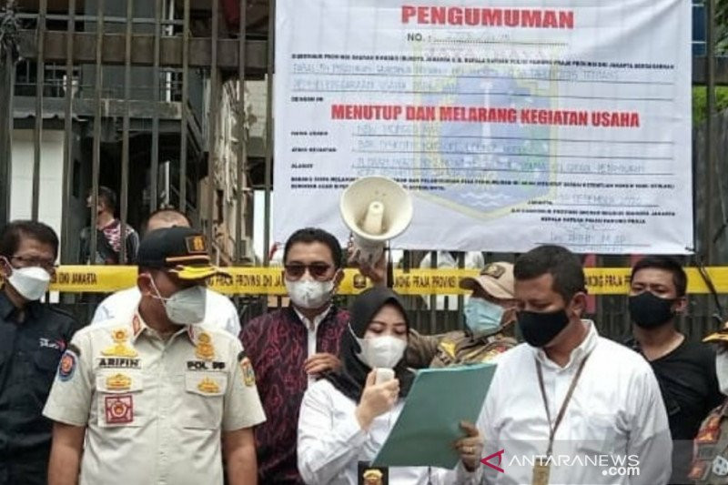 Anak Buah Anies Tutup Diskotek Monggo Mas - JPNN.com