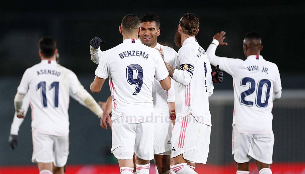 Lihat Klasemen La Liga Setelah Real Madrid Memetik 3 Poin - JPNN.com