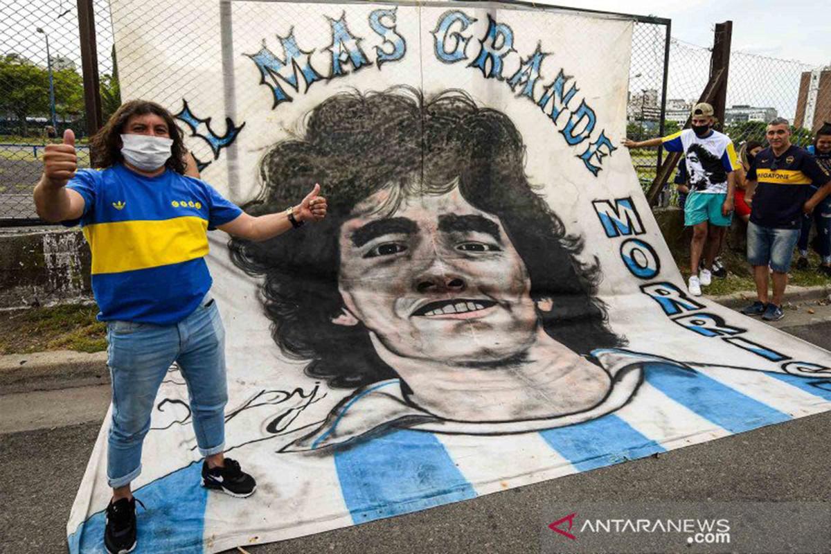 Pengadilan Ungkap Hasil Autopsi Diego Maradona - JPNN.com