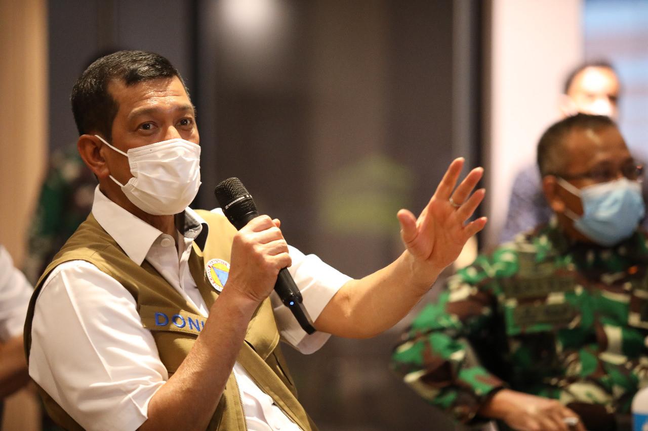 Doni Monardo Optimistis Pembatasan di Jawa-Bali Mampu Menekan Kasus COVID-19 - JPNN.com