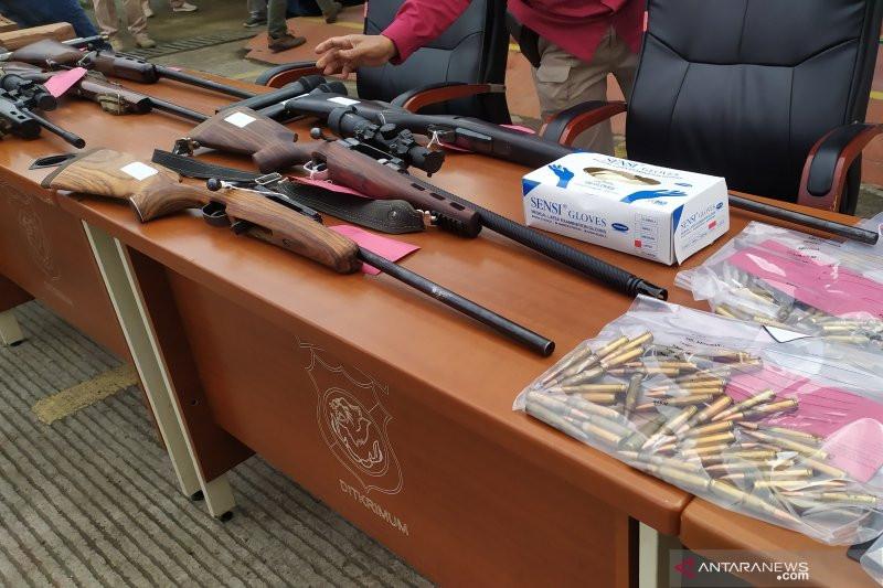 Dor, Senjata Api Rakitan yang Dibuat DRJ Bisa Mematikan - JPNN.com