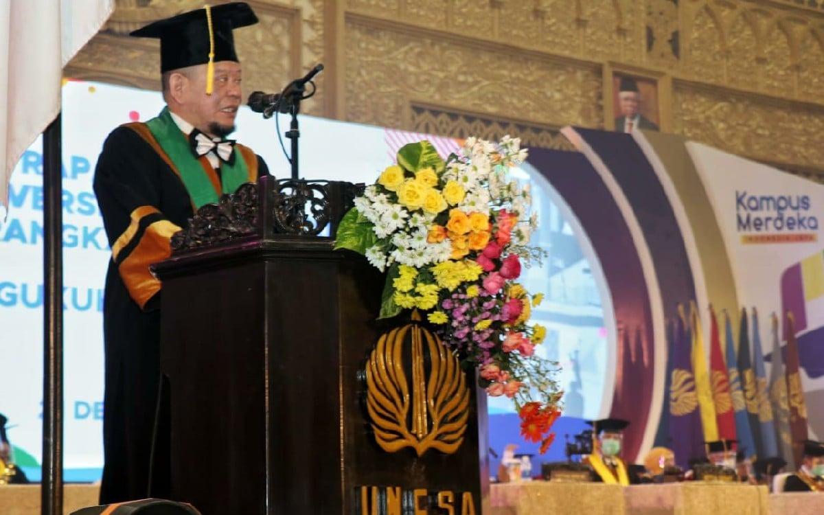 Ketua DPD RI Menyoroti Kebijakan Pemerintah Dalam Penerimaan CPNS dan PPPK 2021