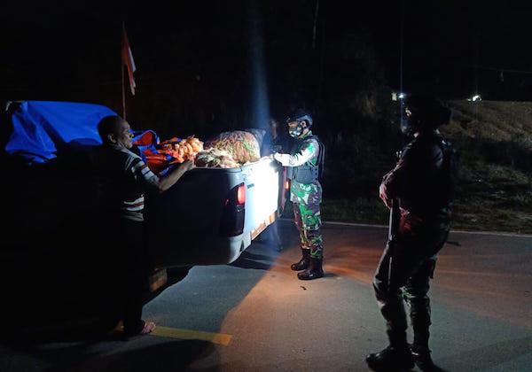 Letkol Inf Alim Mustofa: Sweeping Dipimpin Komandan Regu Sertu Ronny - JPNN.com