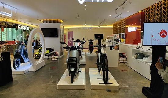NIU Buka Dealer Pertama di Grand Indonesia - JPNN.com
