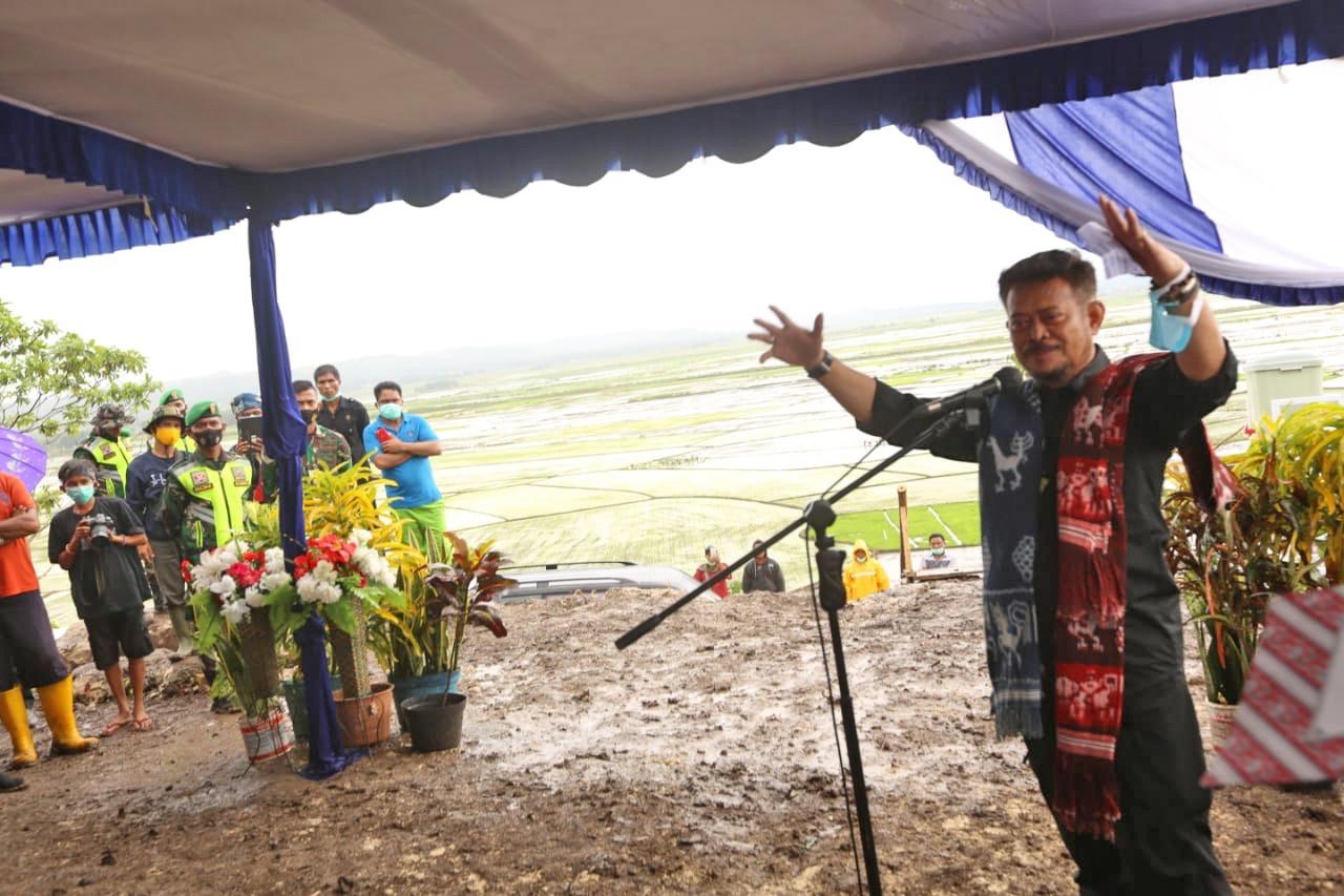 Tingkatkan Produksi Padi, Kabupaten Bandung Mulai Andalkan RJIT - JPNN.com