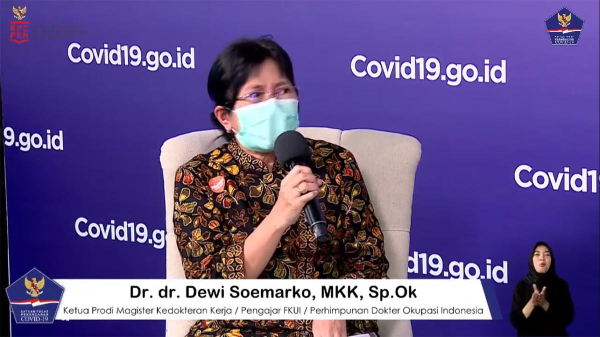 Saran dari Bu Dewi Soemarko di Tengah Kejenuhan Menghadapi Pandemi Covid-19 - JPNN.com