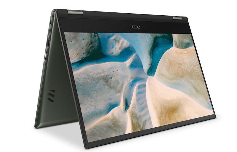 Acer Luncurkan Laptop Konvertibel Berbasis Chromebook - JPNN.com