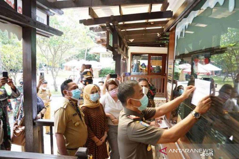 Buntut Kerumunan di Waterboom Lippo Cikarang, Kapolsek Kompol Sukadi Dicopot - JPNN.com