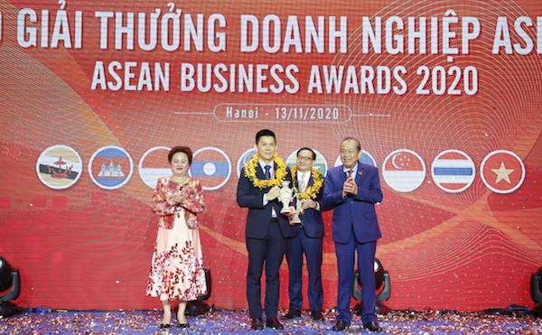 PT Mayora Indah Raih Penghargaan ASEAN Business Award 2020 - JPNN.com