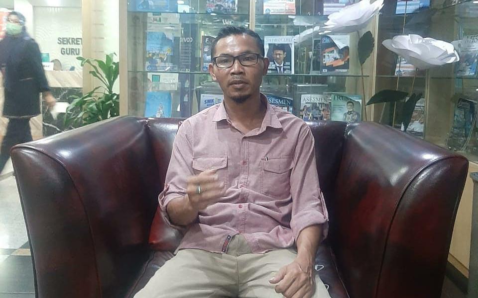 Rikrik Honorer K2: Terima Kasih Pak Jokowi sudah Angkat Kami jadi PPPK - JPNN.com