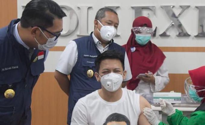 Kang Emil: Jangan Euforia Dulu Setelah Divaksin! - JPNN.com