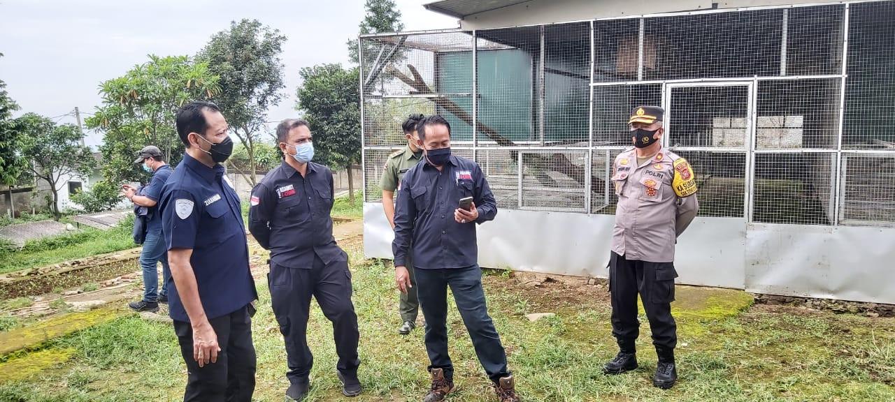 Penangkaran Burung di Sukabumi Digeruduk Bareskrim, Ratusan Satwa Disita - JPNN.com