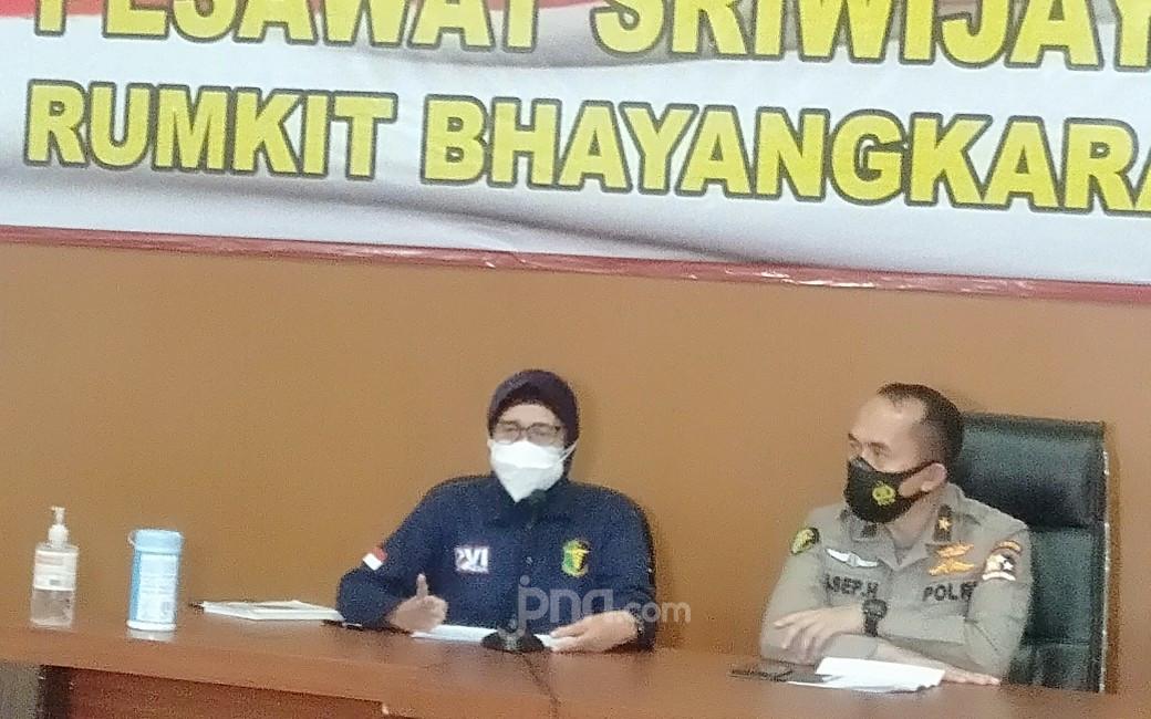 Kombes Ratna Ungkap Tantangan saat Mengidentifikasi Korban Pesawat Sriwijaya Air SJ182 - JPNN.com
