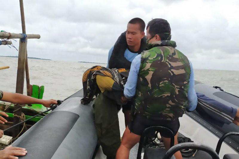 Gelombang Besar, Angin Kencang, Terdengar Teriakan di Perairan Kepulauan Seribu, Kopaska Sigap - JPNN.com