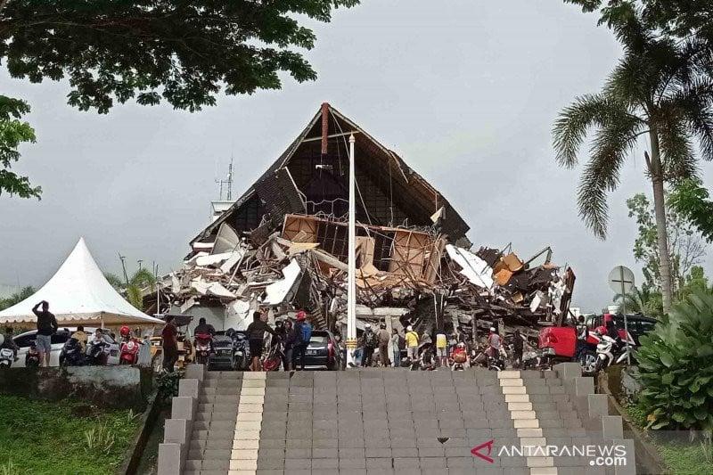 Korban Gempa Sulbar Bertambah jadi 42 Orang - JPNN.com