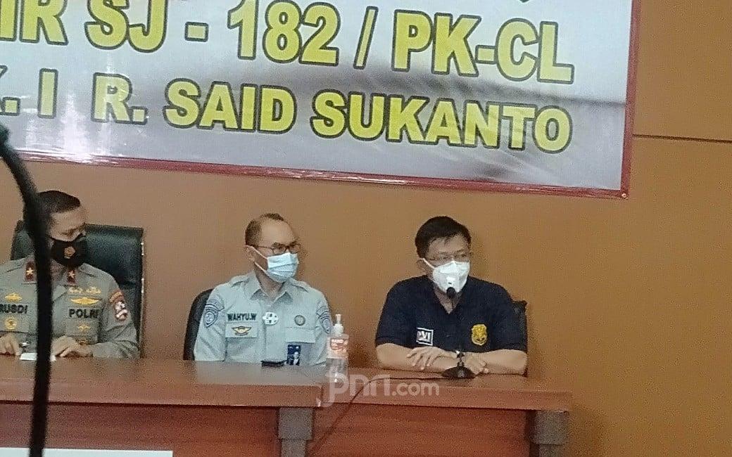 Kombes Agung Beber Ukuran Body Part Sriwijaya SJ 182 - JPNN.com