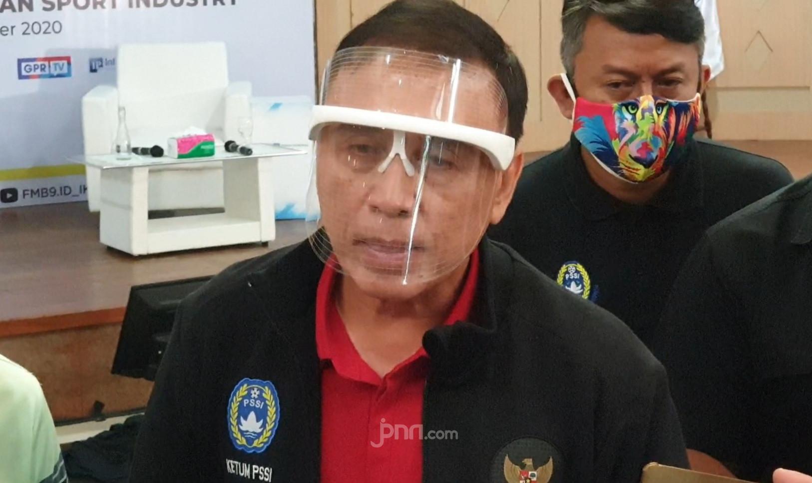Kongres PSSI Digelar 29 Mei di Jakarta, Apa Saja Agendanya? - JPNN.com