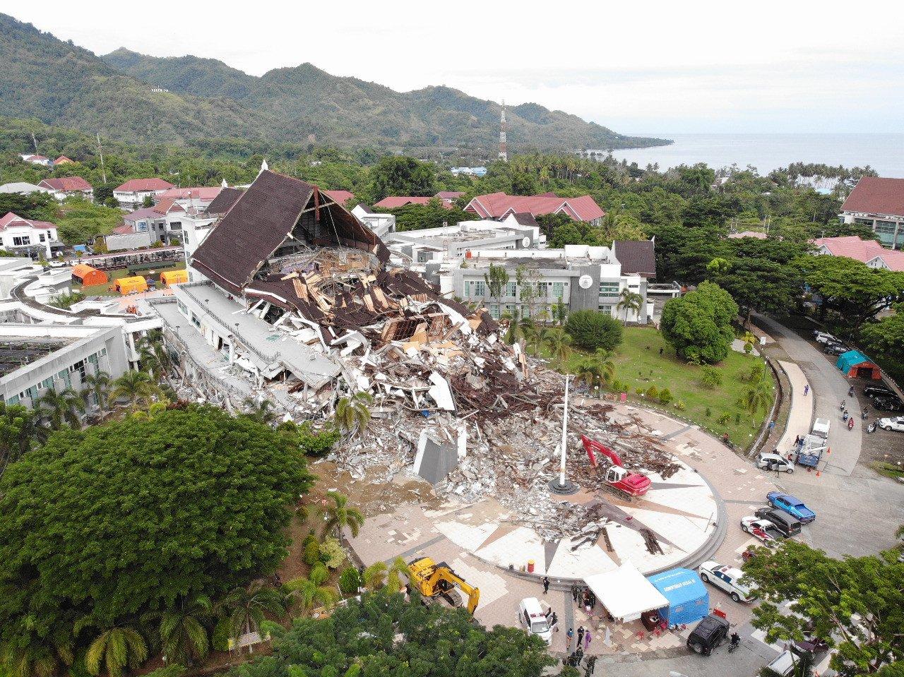 Inilah Daftar Daerah Rawan Gempa Berdasar Data BMKG, Waspadalah! - JPNN.com