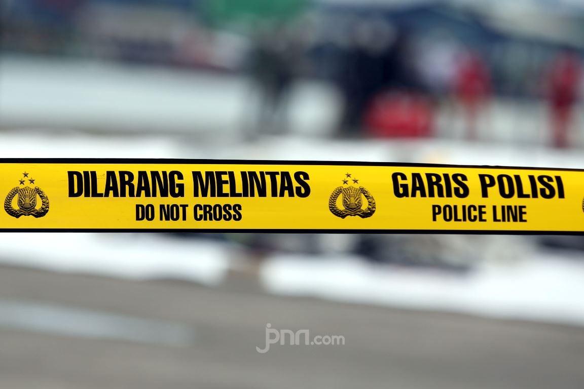 Malam Itu Kota Serang Banten Begitu Mencekam - JPNN.com