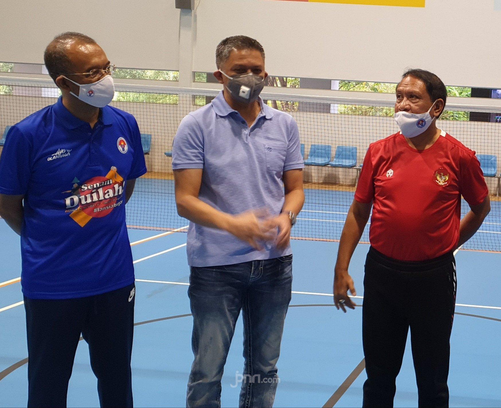Ada 178 Nama Awak Timnas Sepak Bola Indonesia Bakal Divaksin, Siapa Saja? - JPNN.com