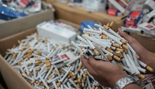 Bea Cukai Berantas Rokok Ilegal, MPSI: Kami Sangat Mendukung dan Mengapresiasi - JPNN.com