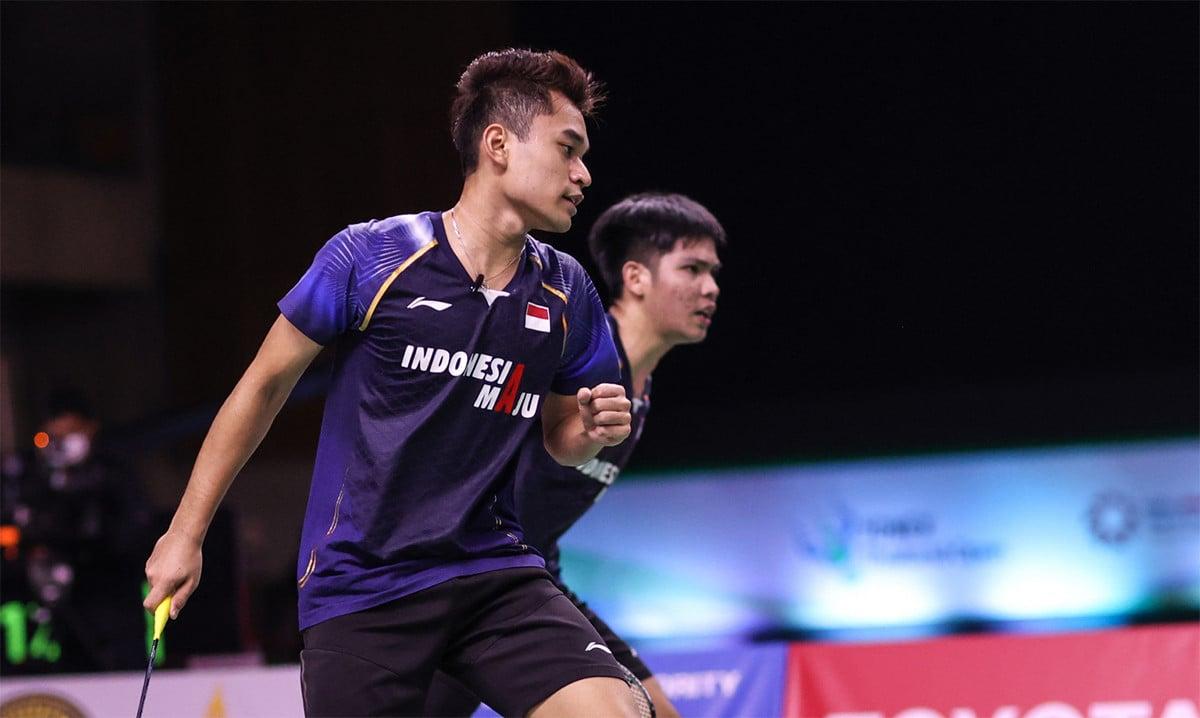 Kabar Buruk dari Swiss Open 2021 - JPNN.com