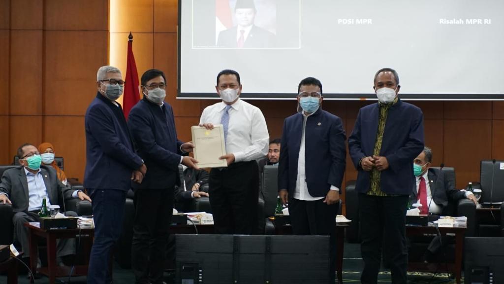 MPR Libatkan Lembaga Negara Hingga Pakar Berbagai Disiplin Ilmu Susun Rancangan PPHN - JPNN.com