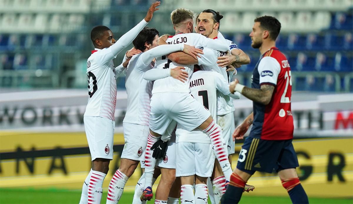 Ibrakadabra! AC Milan Kukuh di Puncak Klasemen Serie A - JPNN.com