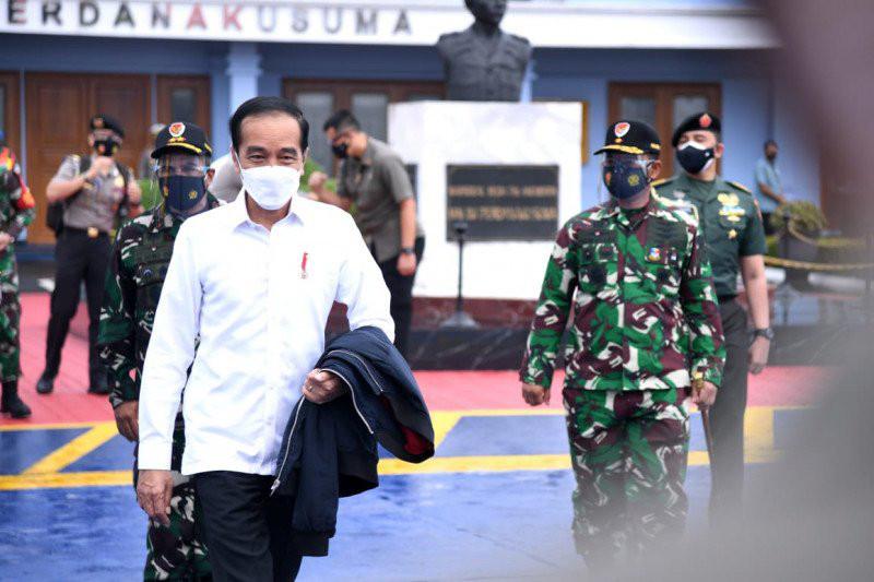 Agenda Presiden Jokowi Hari Ini, Mayjen Agus Ikut - JPNN.com