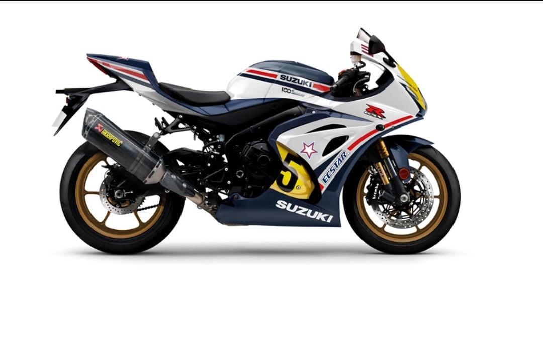 Suzuki GSX-R1000R Edisi Pembalap Legendaris, Keren! - JPNN.com