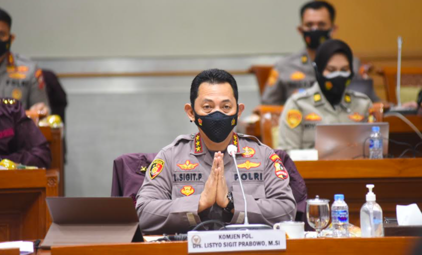 Lolos Fit and Proper Test, Listyo Sigit Prabowo Direstui Jadi Kapolri - JPNN.com