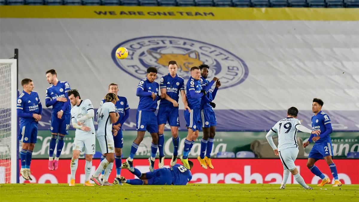 Leicester City Pimpin Klasemen Premier League, Chelsea Terpuruk - JPNN.com