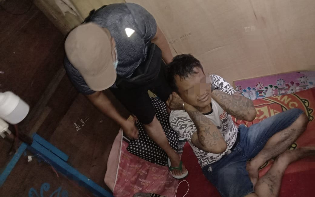 MD Masuk Kamar Sampai Dekat Kasur, Berbuat Tidak Terpuji, Terekam CCTV - JPNN.com