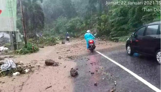 Ini Hasil Analisis BMKG terkait Penyebab Banjir dan Longsor Sulut - JPNN.com