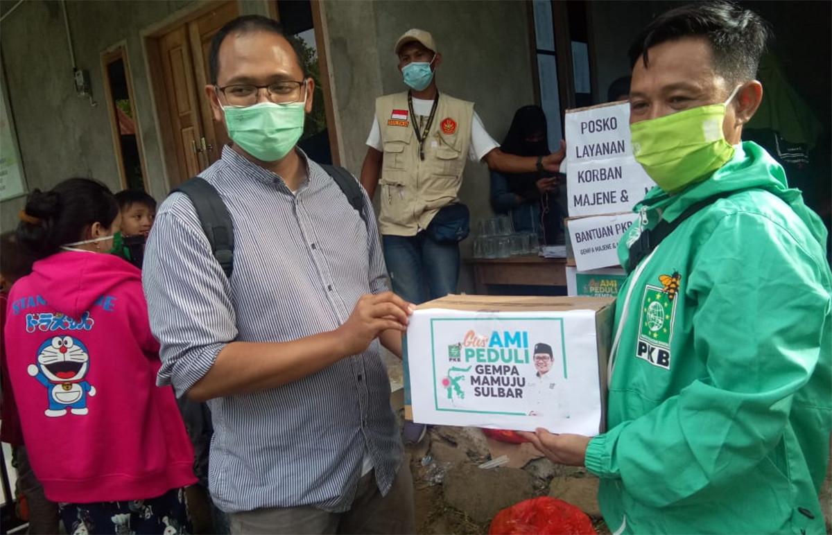 Gus AMI Kirim Dokter dan Obat-obatan Untuk Korban Gempa Sulbar - JPNN.com