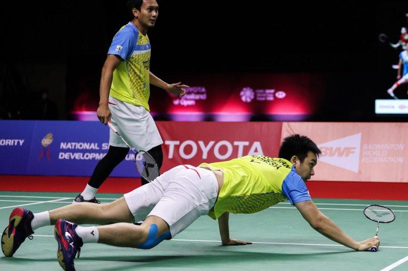 Pupus Sudah Kesempatan Indonesia Rebut Juara di Toyota Thailand Open 2021 - JPNN.com