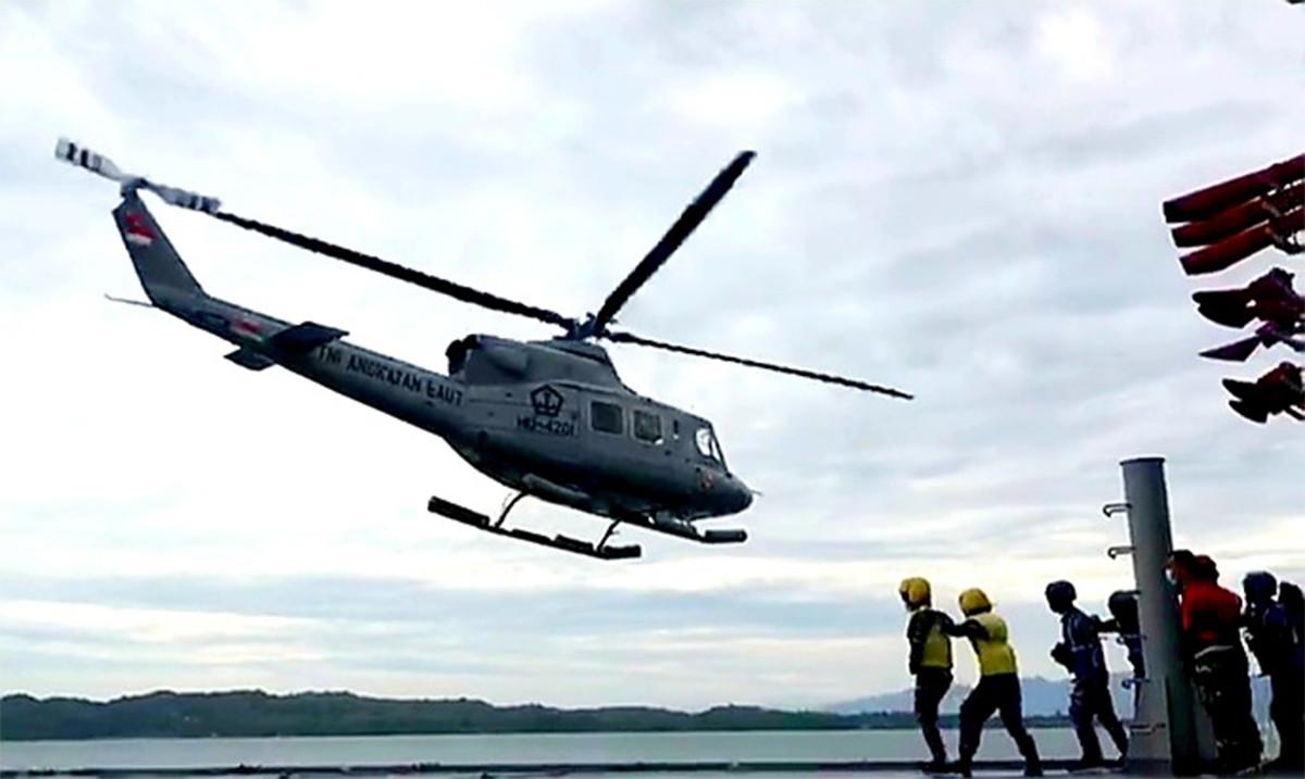 Letda Dita Ayu Wardani Pertaruhkan Nyawa jadi Juru Parkir Helikopter - JPNN.com
