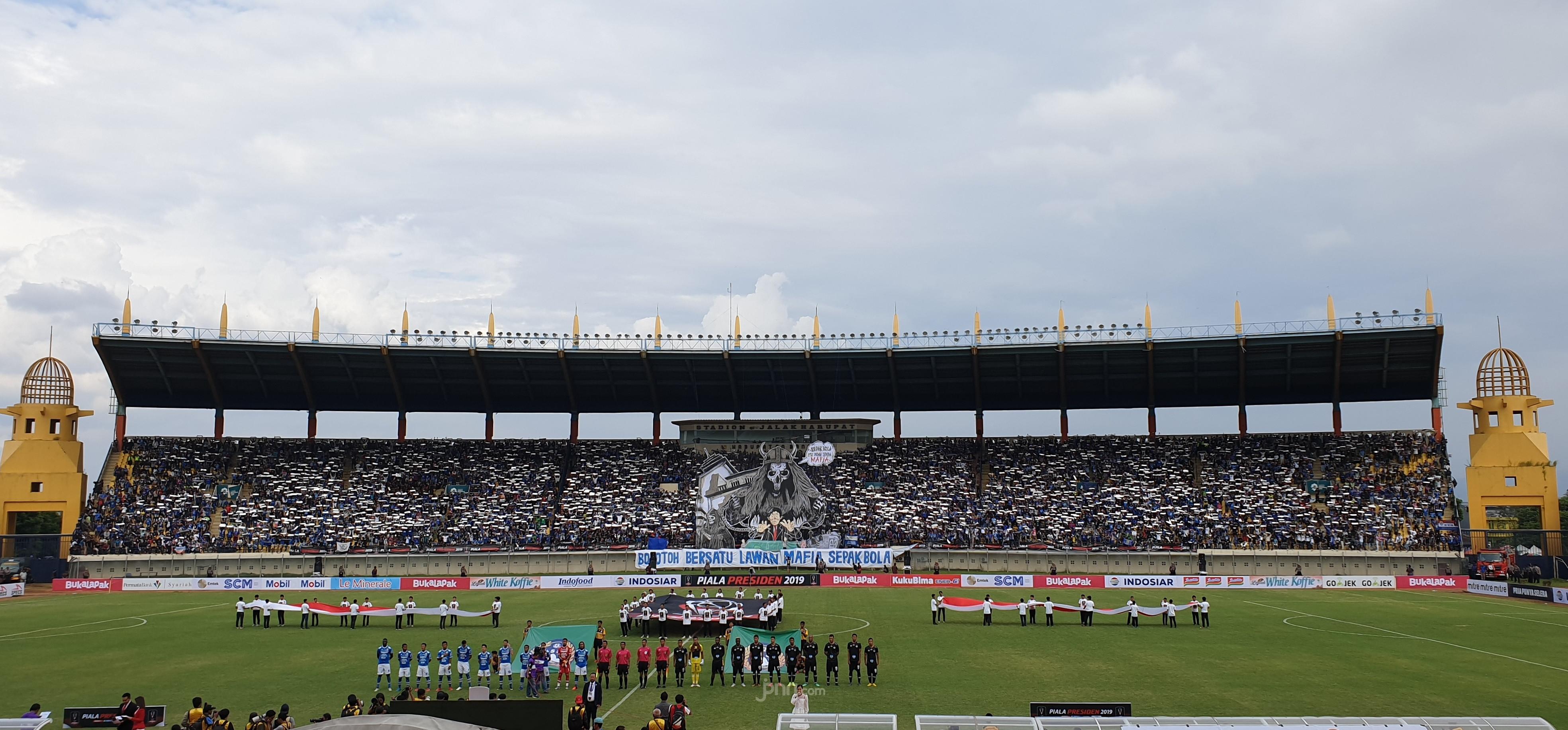 PSSI Hentikan Liga 1 di Tengah Jalan, Persib: Setelah Lebaran Itu Tanggal Berapa? - JPNN.com