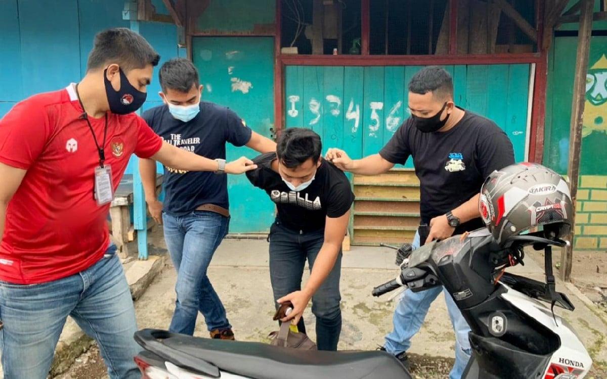 Hamdalah, Pemuda Ini Sudah Ditangkap Polisi - JPNN.com