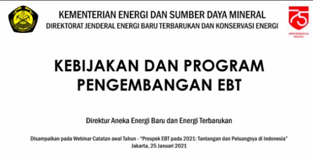 Insentif Tarif EBT Berpotensi Membebani Keuangan Negara - JPNN.com