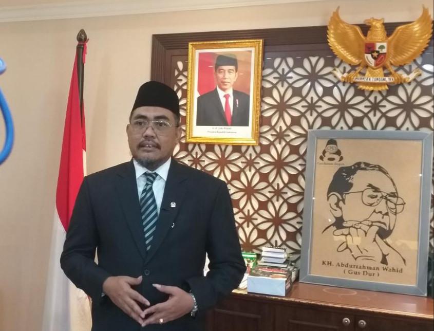 Covid-19 Indonesia Tembus Juta, Begini Reaksi Gus Jazil - JPNN.com