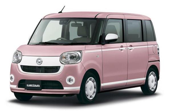Daihatsu Kenalkan Move Canbus VS Series untuk Manjakan Wanita, Sweet ya - JPNN.com