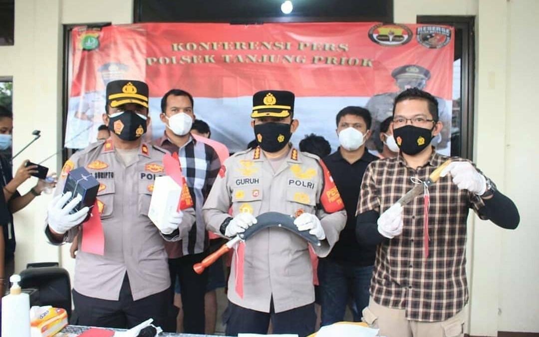 Hati-hati! Ada Begal Modus Baru di Jakarta Utara - JPNN.com